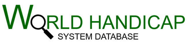 World Handicap System Database – Golf Course Ratings – WHSD